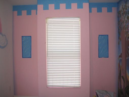 Custom Made Custom Mural Painting - Children's Bedrooms, Home Or Office.