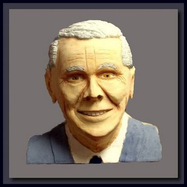 Custom Made Lifesize Human Bust