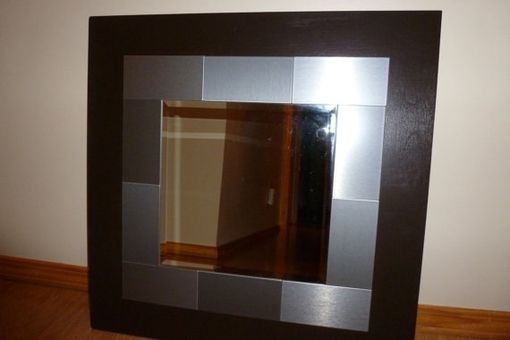 Custom Made Modern Mirror