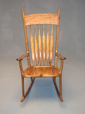 Custom Made Bastogne Rocking Chair