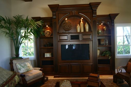 Custom Made Cabinetry