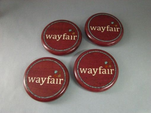 Custom Made Wayfair Coasters