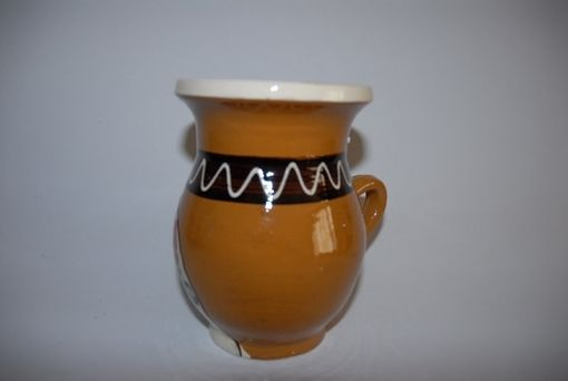 Custom Made Decorative Handmade  Coffee Ceramic Pitcher