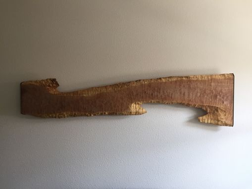 Custom Made Solid Wood Wall Art
