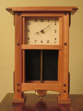 Custom Made Small Pendulum Clock