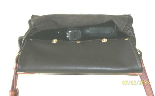Custom Made Concealed Weapon Womans Purse