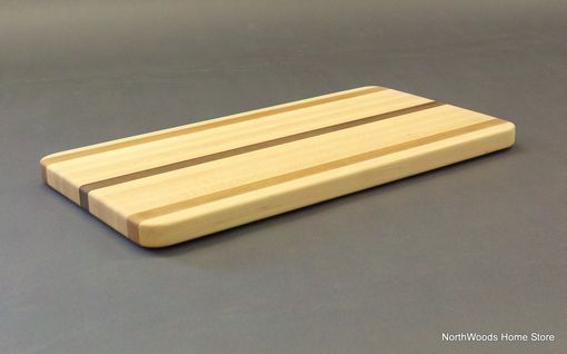 Custom Made Large Wood Bread Board