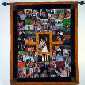 Custom Quilts | Personalized Quilts | CustomMade.com : custom photo quilts - Adamdwight.com