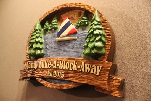 Custom Made Cabin Signs | Sailing Signs | Boat Signs | Sailboat Signs | Yacht Signs | Cottage Signs