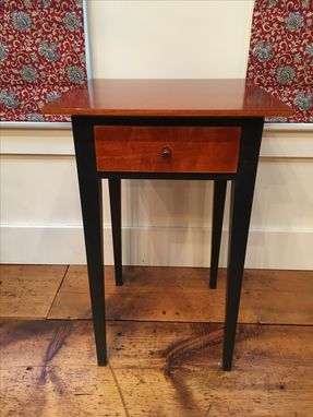 Custom Made Shaker Style Nightstand