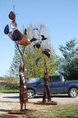 Custom Made Billingsly Sculptures