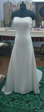 Custom Made Violette Wedding Gown