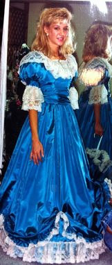 Custom Made Southern Belle Costume/Dress