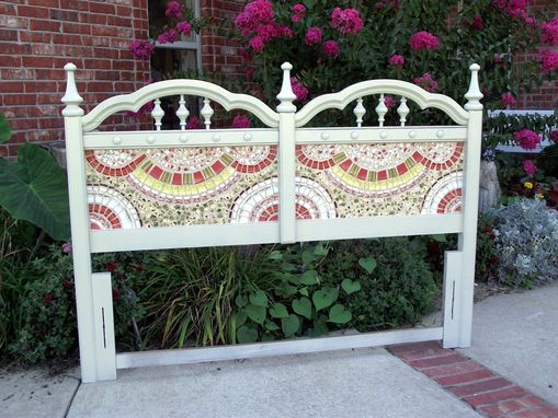 Custom Made Queen Mosaic Headboard (No Footboard Or Rails)