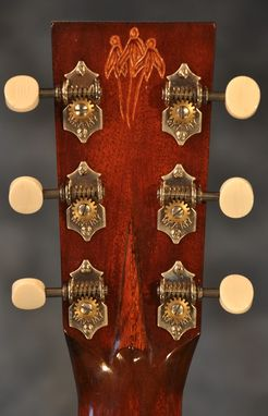 Custom Made Mahogany Om