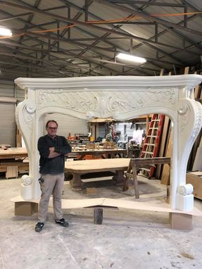 Custom Made Custom Mantels