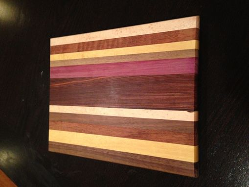 Custom Made Cutting Board Delta