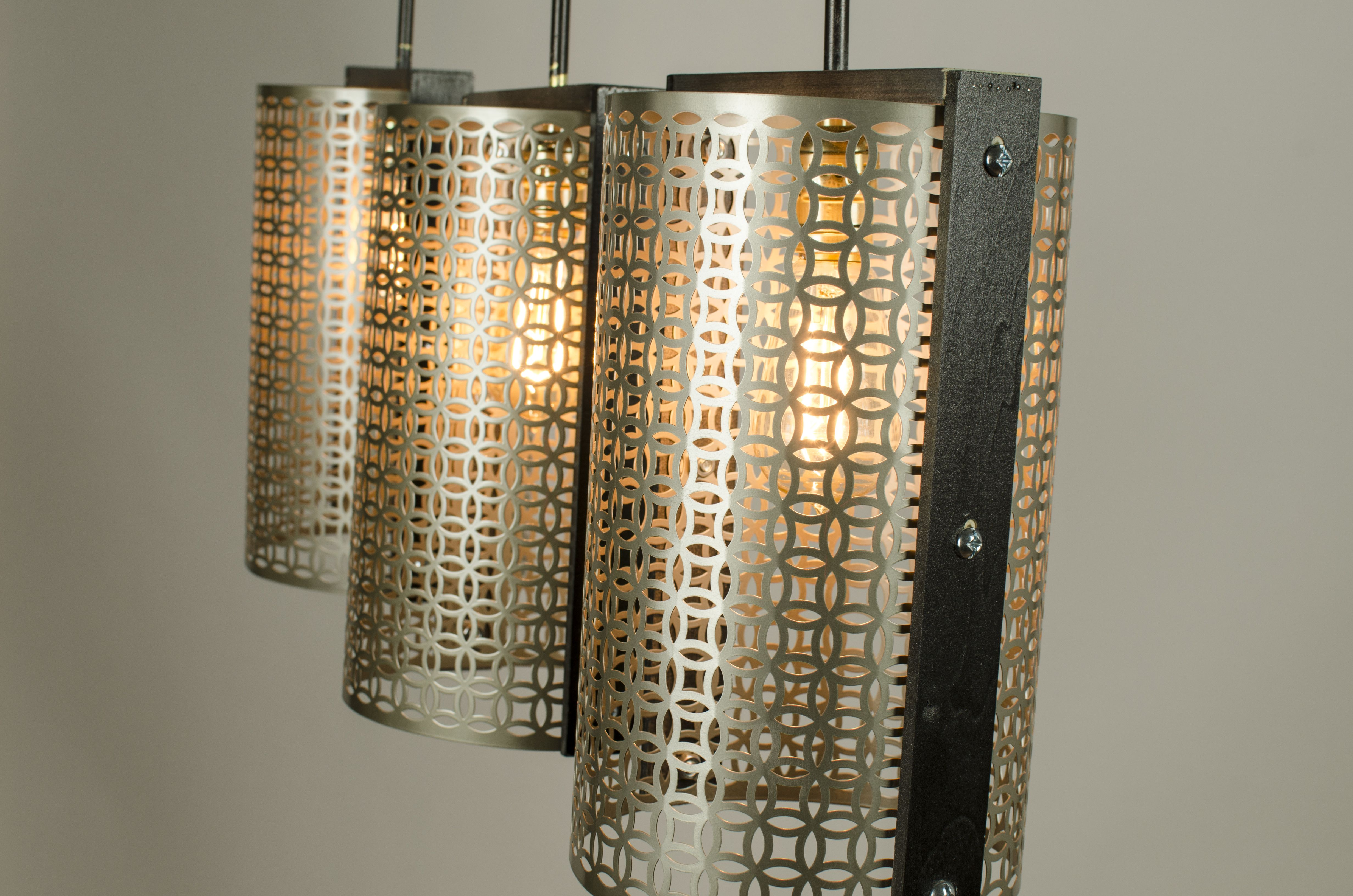 Buy hand made industrial chandelier rustic lighting edison bulbs custom made industrial chandelier rustic lighting edison bulbs arubaitofo Image collections