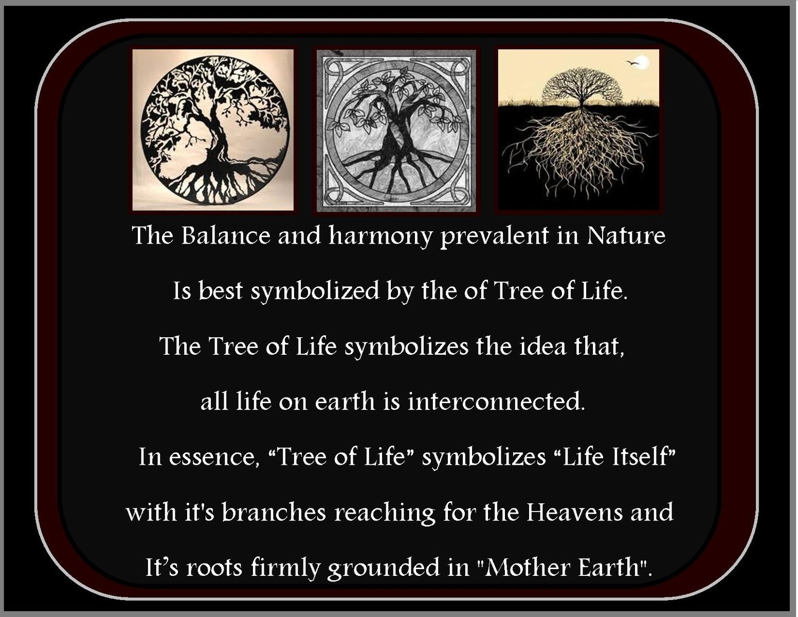Tree Of Life Jewelry Meaning Image Home Garden And Tree Rtecx
