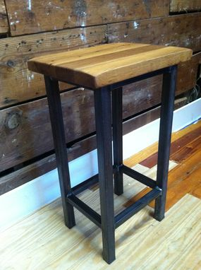 "Custom Made The ""Industry Standard Shorty"" Stool"