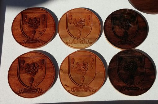 Custom Made Custom Coaster Set
