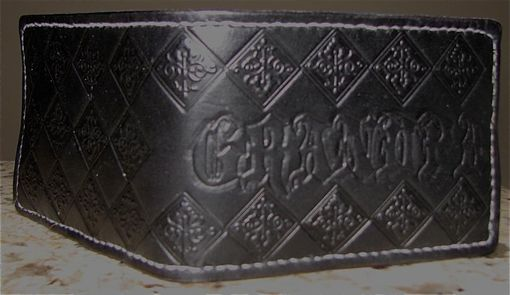 Custom Made Hand Tooled Wallet