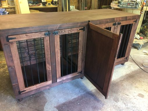 Custom Made Uptown Dog Kennel