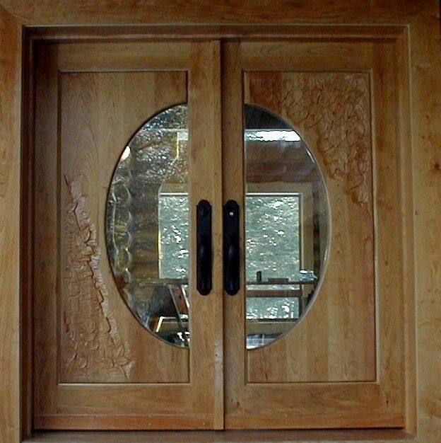 Custom Made Exterior Doors Photos Wall And Door Tinfishclematis