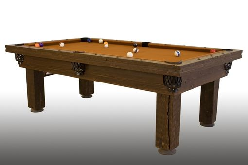 Custom Made Custom Pool Tables
