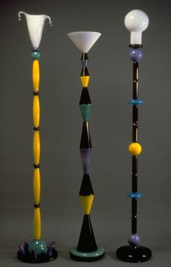 Custom Made Floor Lamps