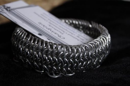 Custom Made Chainmaille Basket