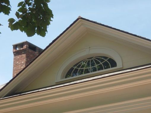 Custom Made Eyebrow And Other Curved Windows