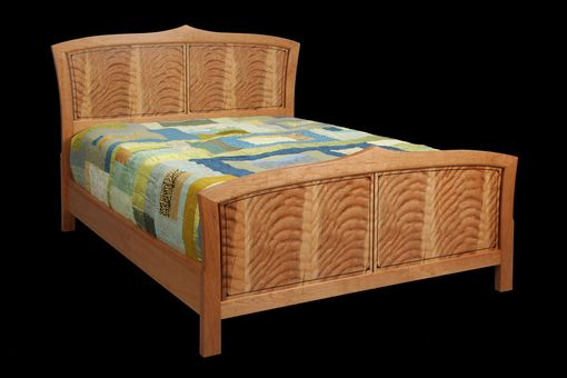 Custom Made Pinnacle Bed