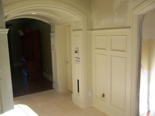 Custom Made Custom Entryway