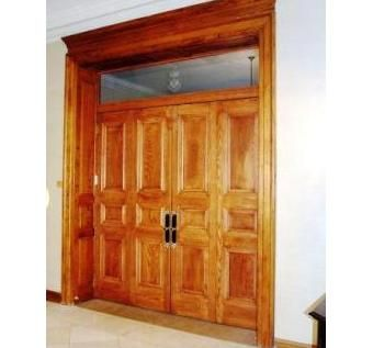 Custom Made Historic Doors