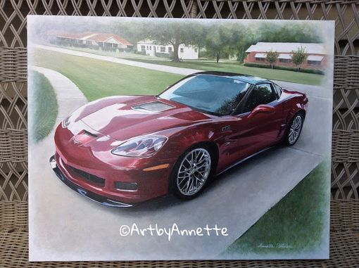 Custom Made Custom Car/Auto Painting From Your Photo