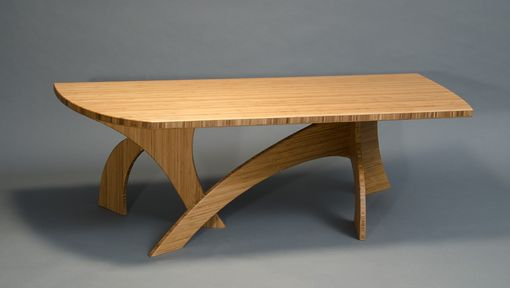 Custom Made Banyan Coffee Table