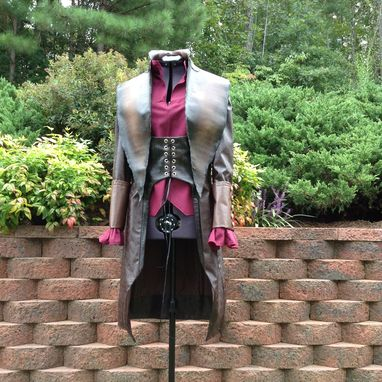 Custom Made Once Upon A Time Rumplestiltskin Costume Replica