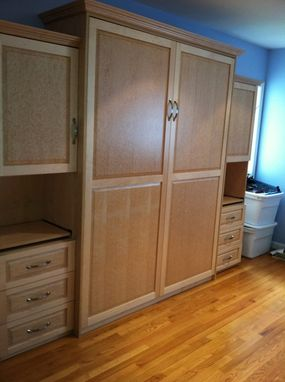 Custom Made Murphy Bed 2