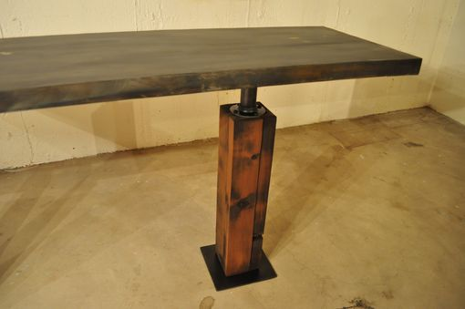 Custom Made High Sofa Table