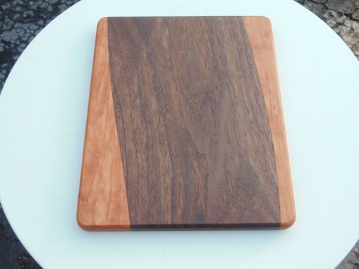Custom Made Walnut/Cherry Cutting Board