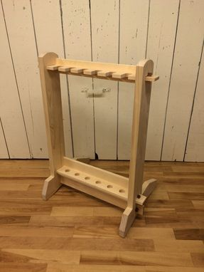 Custom Made Display Rack