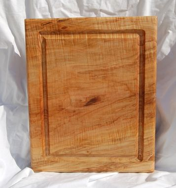 Custom Made Cutting Boards To Use As Serving Pieces.