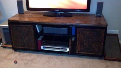 Custom Made Tv/Entertainment Center
