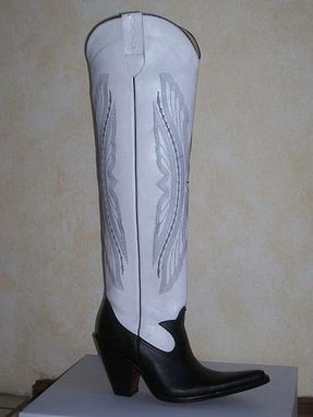 Custom Made Cowboy Boots Custom Made To Order From 14 To 37 Inches