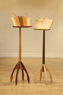 Custom Made Heirloom Music Stands