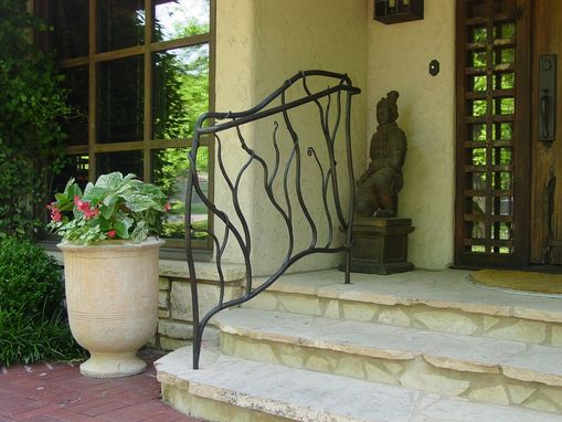 Custom Made Custom Porch Rail