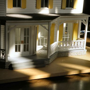 Custom Made Replica Dollhouse