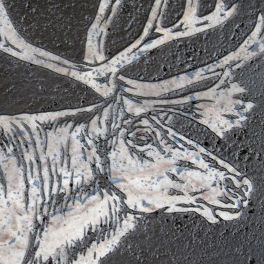 Custom Made 12x12 Caribou Tile