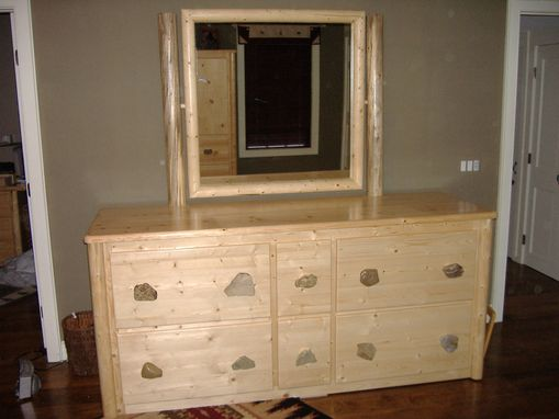 Custom Made Custom-Made Rustic Furniture